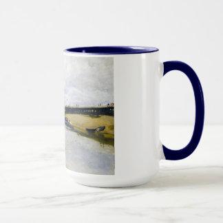 Mug Entrée au port de Trouville Claude Monet