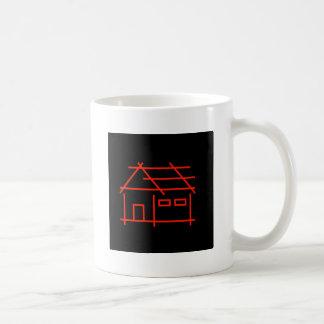 Mug entreprise d'immobiliers ou d'architecture