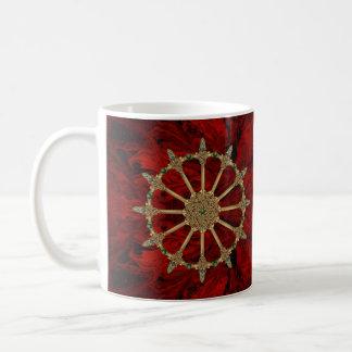 Mug Épées celtiques sur le marbre de sang