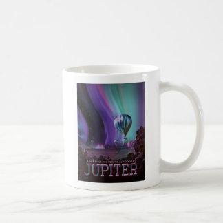 Mug Éprouvez les aurores de Jupiter
