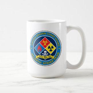Mug Équipe atlantique de grève d'USCG