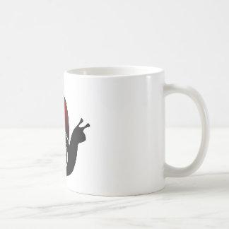 Mug Escargot de poussée