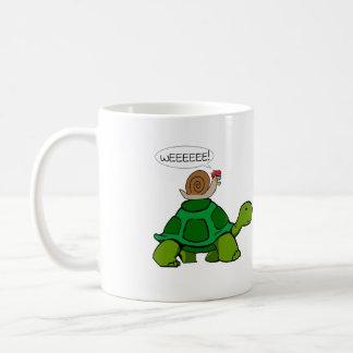 Mug Escargot et tortue - duo de Turbo