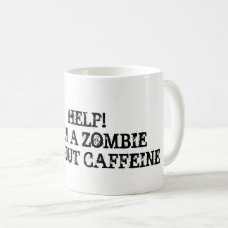 Mug Essai de rester focalisé sans café