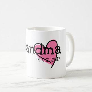 Mug est de grand-maman