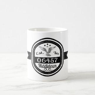 Mug Établi dans 06457 Middletown