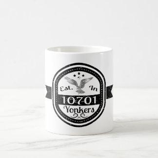 Mug Établi dans 10701 Yonkers