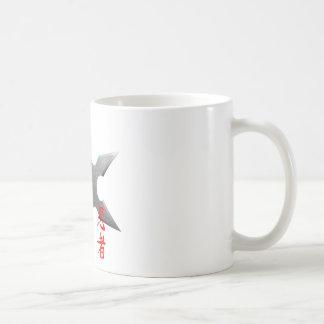 Mug Étoile de lancement de Ninja