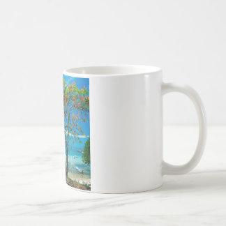 Mug Évasion tropicale Bahamas d'île tropicale
