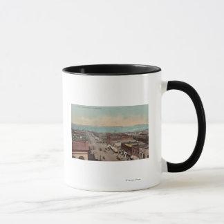Mug Everett, WAView de Hewitt Ave.Everett, WA