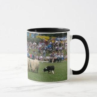 Mug Exposition de border collie