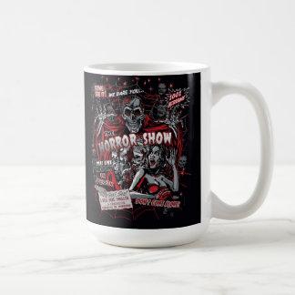 Mug Exposition de spectre de monstres de film