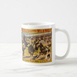 Mug Exposition occidentale sauvage de Bill de Pawnee
