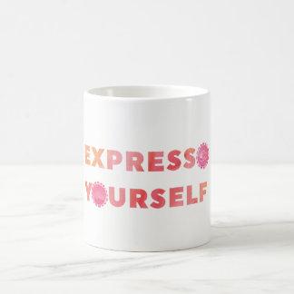 Mug Express vous-même