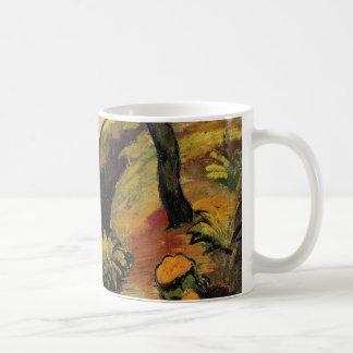 Mug Expressionisme de cru de Macke de ruisseau de