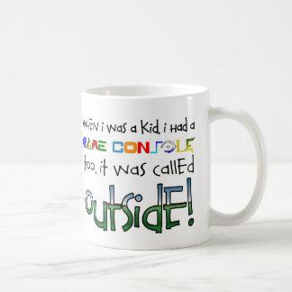 "Mug ""Extérieur """