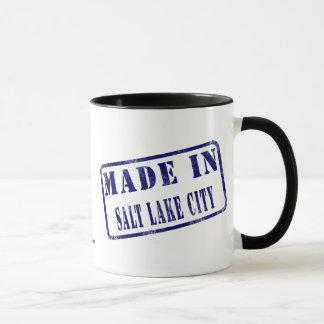 Mug Fait à Salt Lake City