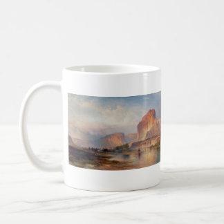 Mug Falaises de la rivière Green - 1874