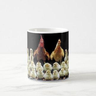 Mug Famille de poulet