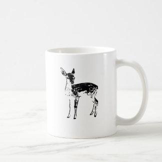 Mug Faon - cerf commun de bébé