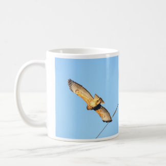 Mug faucon Rouge-épaulé