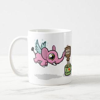 Mug Fée de café