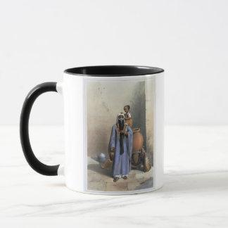 Mug Femme de Fellah et enfant, illustration 'du Val
