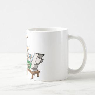 Mug Femme occupée