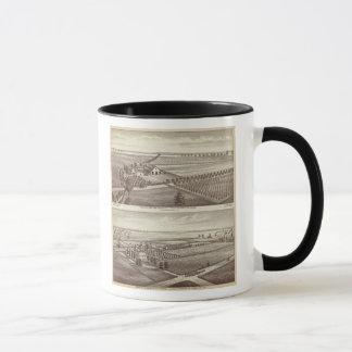 Mug Fermes de Tulare