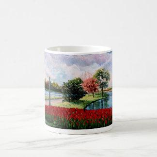 Mug Festival de tulipes