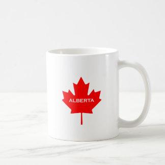 Mug Feuille d'érable d'Alberta Canada