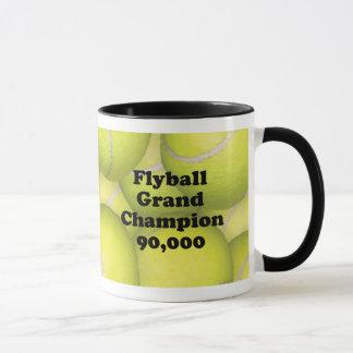 Mug FGDCh 90 K, champion grand de Flyball, 90.000