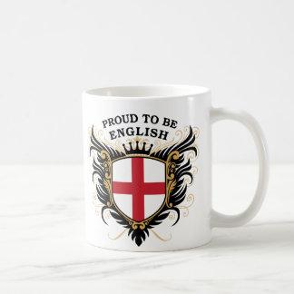 Mug Fier d'être anglais