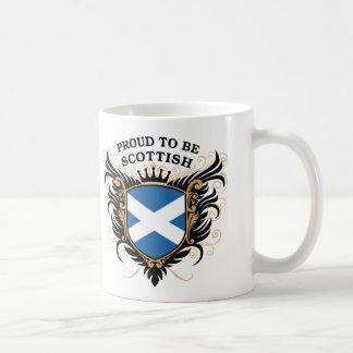 Mug Fier d'être écossais
