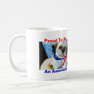 Mug Fier d'être un Américain