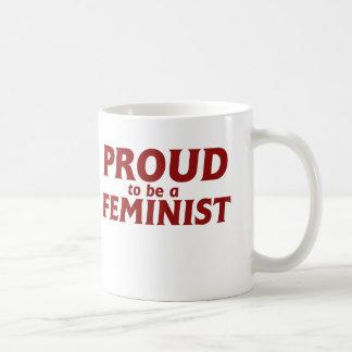 Mug Fier d'être un féministe