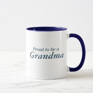 Mug Fier d'être une grand-maman !
