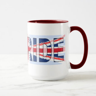 Mug Fierté BRITANNIQUE