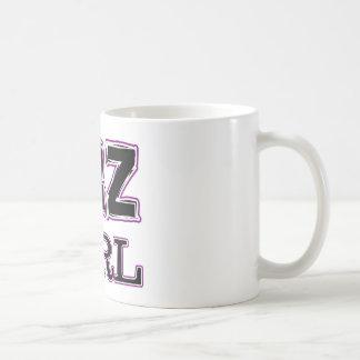 Mug Fille de JRZ