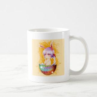 Mug Fille de lapin de Pâques