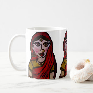Mug Fille indienne