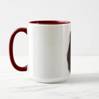 Mug Fille tribale