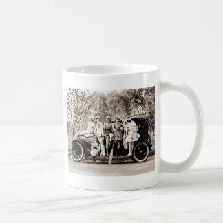 Mug Filles de Mack Sennett baignant le cru de la Reine