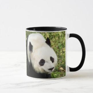 Mug Fin de panda géant vers le haut de portrait