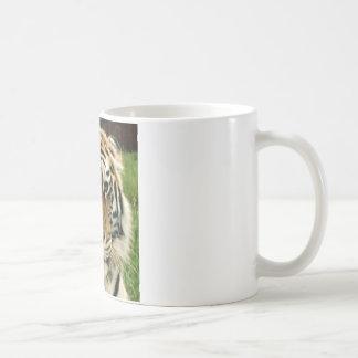 Mug Fin d'image de tigre