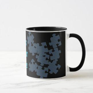 Mug Fixez votre vie