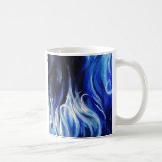 Mug Flammes d'indigo