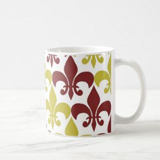 Mug Fleur De Lis