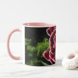 Mug Fleur pour le cancer du sein