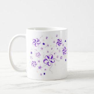 Mug Fleurs
